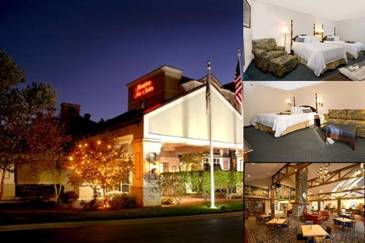 Hampton Inn & Suites Raleigh / Cary photo collage