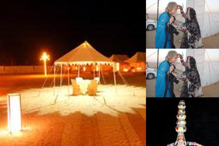Wild Desert Resort / Rao Bika Ji Groups of Resorts photo collage