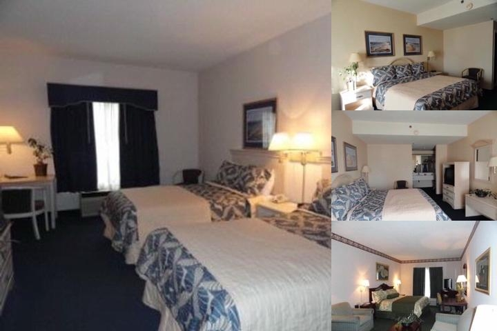 Best Western Eastern Shore Inn photo collage