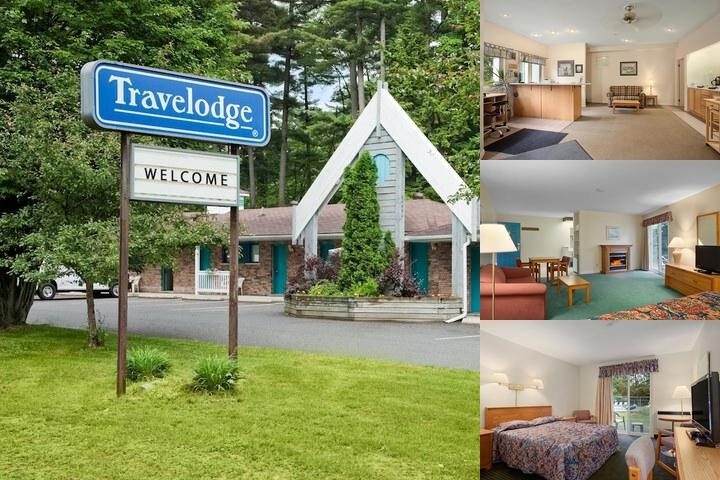 Travelodge Bracebridge photo collage