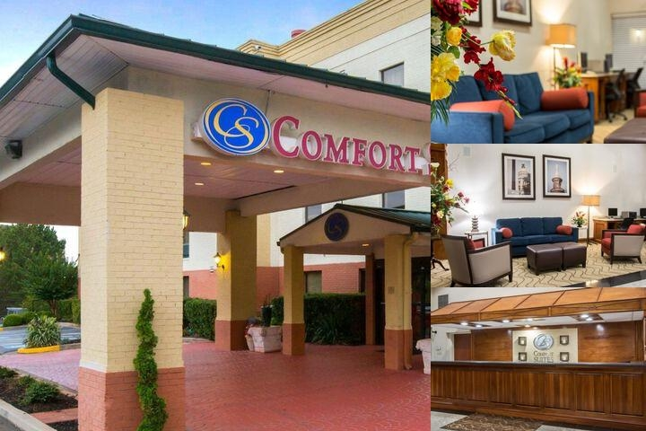 Comfort Suites Cumming Photo Collage