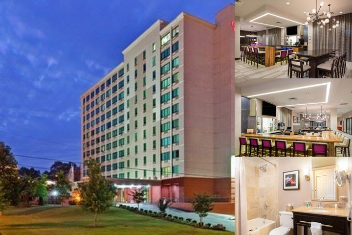 Crowne Plaza Memphis photo collage