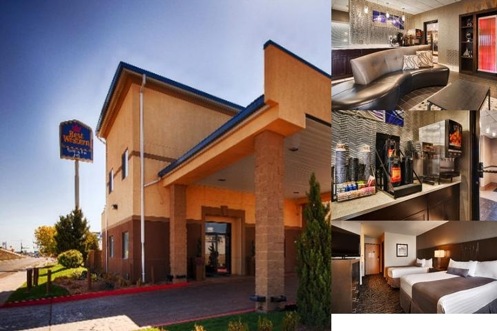 Best Western Santa Fe photo collage