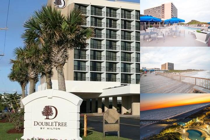 Sheraton Atlantic Beach Oceanfront Hotel photo collage