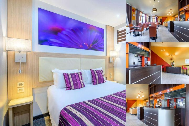 Comfort Hotel Orleans Sud photo collage
