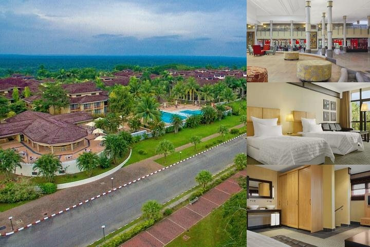 Le Meridien Ibom Hotel & Golf Resort photo collage