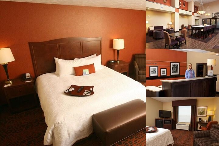HAMPTON INN® & SUITES FARGO MEDICAL CENTER - Fargo ND 4776