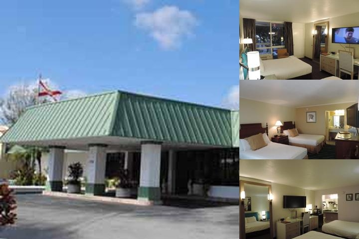 Floridian Hotel of Homestead photo collage