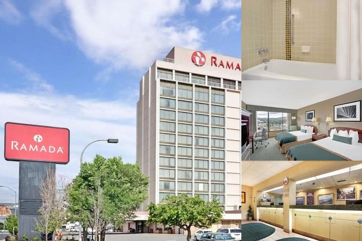 Ramada Hotel Reno photo collage