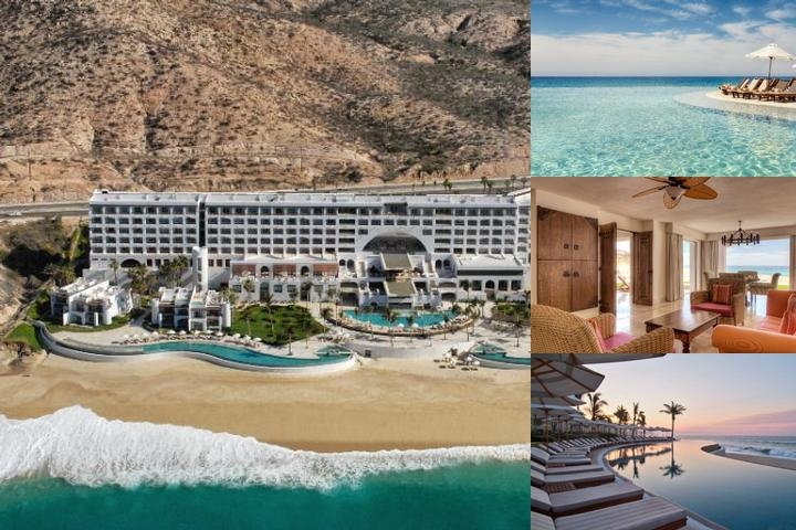 Marquis Los Cabos Resort & Spa All Inclusive photo collage