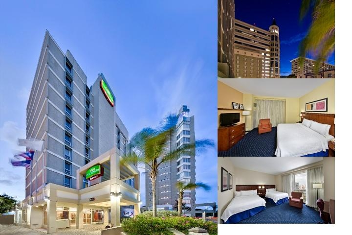 Courtyard by Marriott San Juan Miramar photo collage