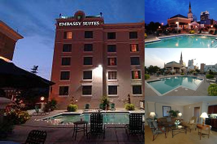 Embassy Suites Hotel Orlando Downtown photo collage