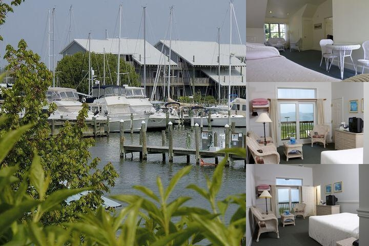 Knapp's Narrows Marina & Inn photo collage