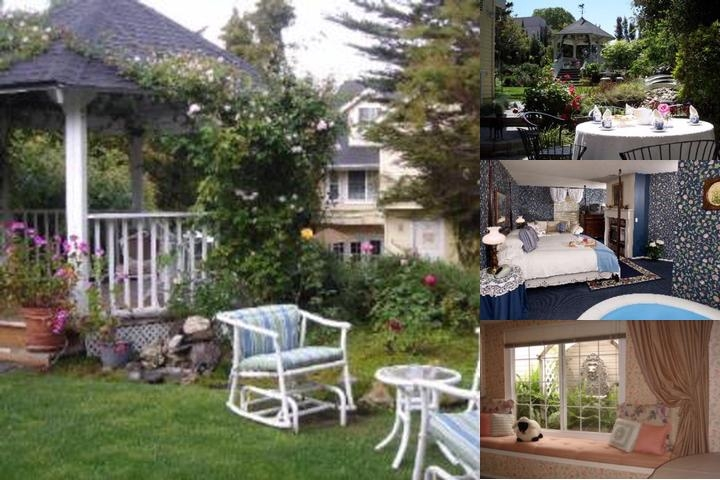 Abella Garden Inn photo collage