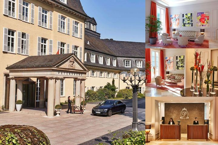 Steigenberger Grandhotel Petersberg photo collage