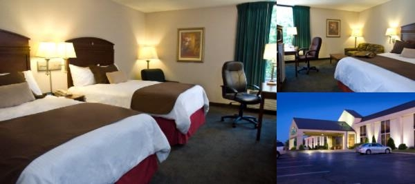 Greenstay Hotel & Suites photo collage