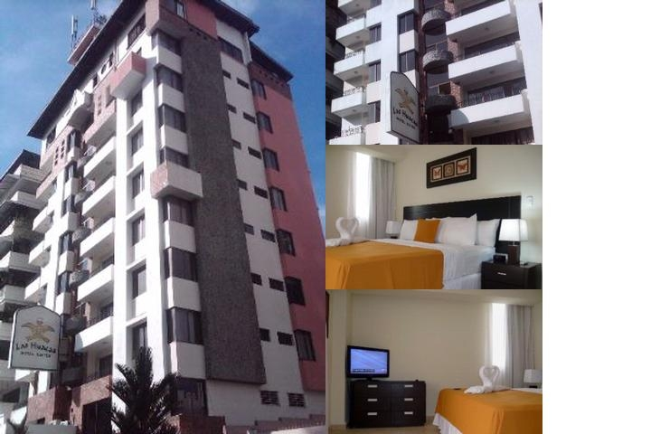 Las Huacas Hotel & Suites photo collage