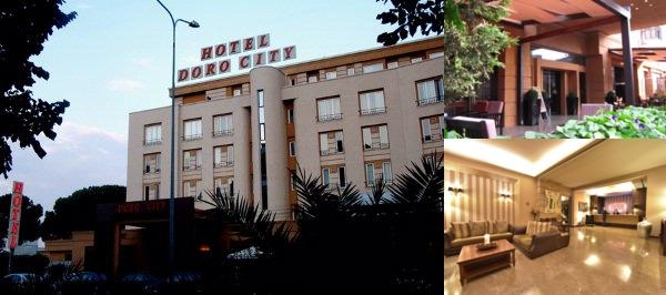 Hotel Doro City photo collage