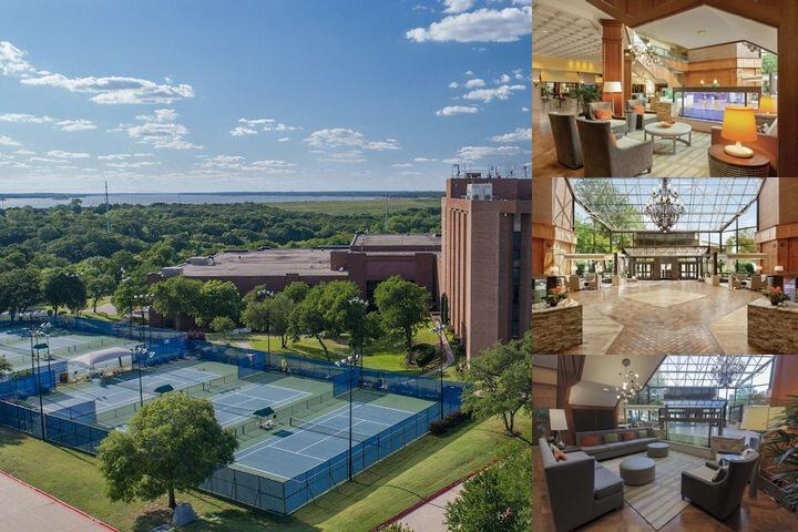 Hilton Dfw Lakes Executive Conference Center photo collage