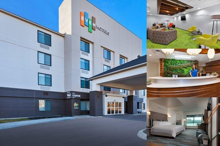 Holiday Inn Express & Suites Ann Arbor photo collage