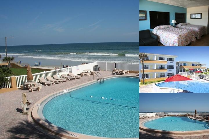 Driftwood Beach Motel photo collage