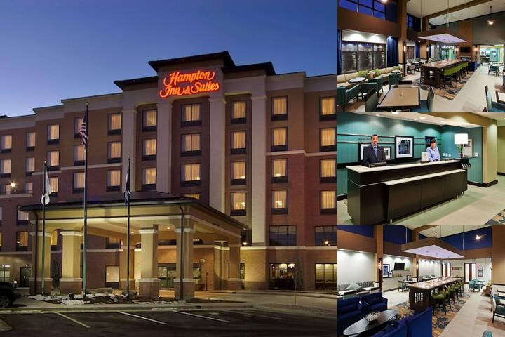 Hampton Inn & Suites Denver Airport / Gateway Park photo collage