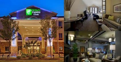 Holiday Inn Express Hotel & Suites Austell Powder Exterior Dusk