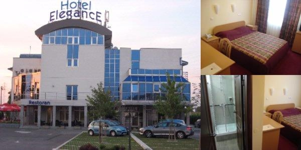 Elegance Hotel photo collage