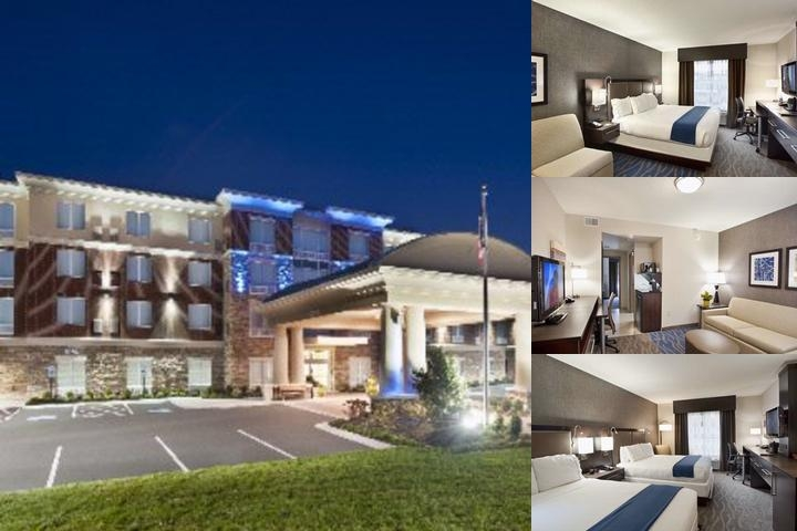 Holiday Inn Express & Suites Dayton / South photo collage