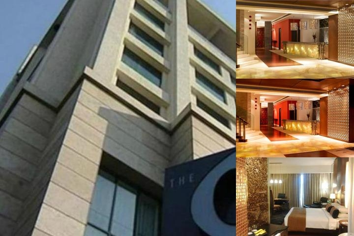 The O Hotel photo collage