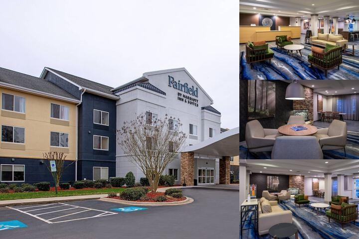 Fairfield Inn & Suites High Point Archdale photo collage