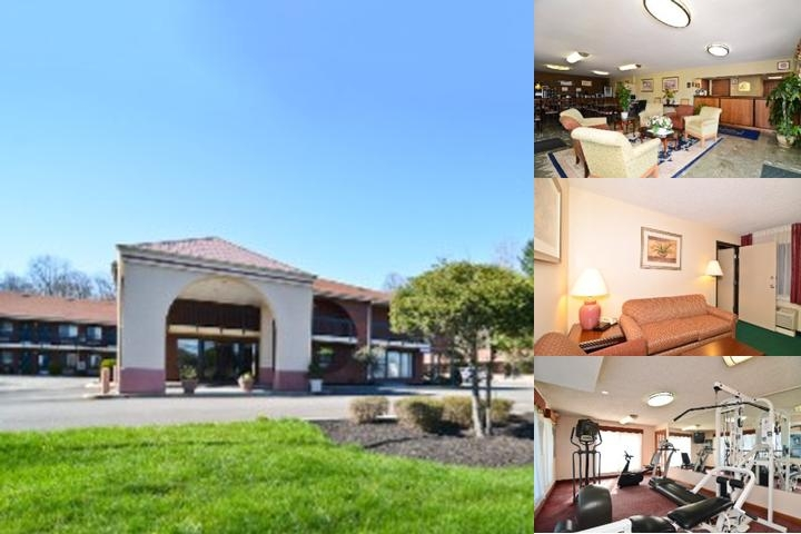 Best Western Princeton Manor Inn & Suites photo collage