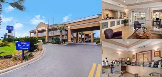 Baymont Inn & Suites Crestview photo collage