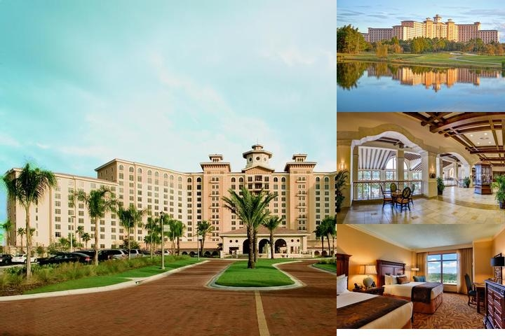 Rosen Shingle Creek photo collage