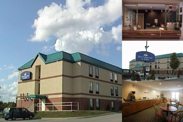 Americas Best Value Inn Franklin photo collage