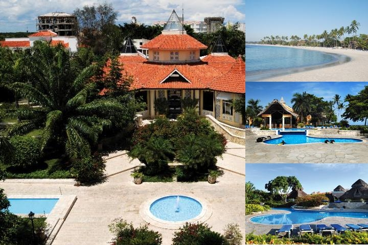 Barcelo Capella Beach All Inclusive photo collage