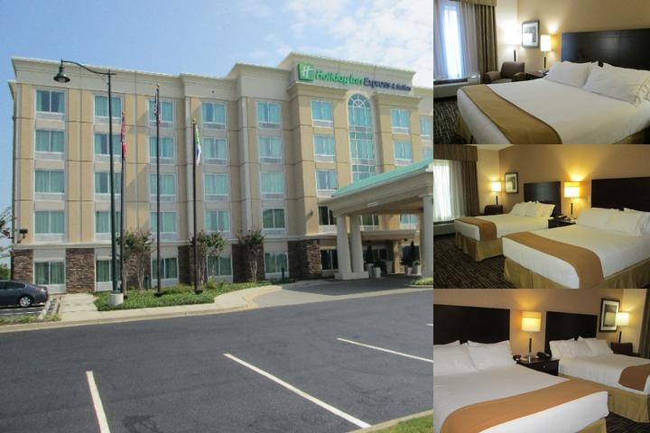 Holiday Inn Express Hotel & Suites Jackson Ne photo collage