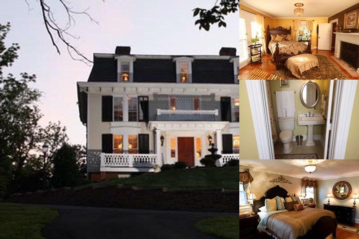 Chestnut Hill Bed & Breakfast photo collage
