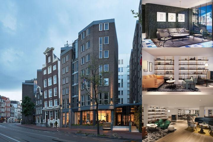 Kimpton De Witt Amsterdam photo collage