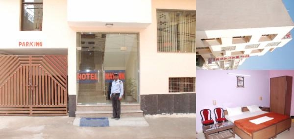 Hotel Mayank Residency photo collage