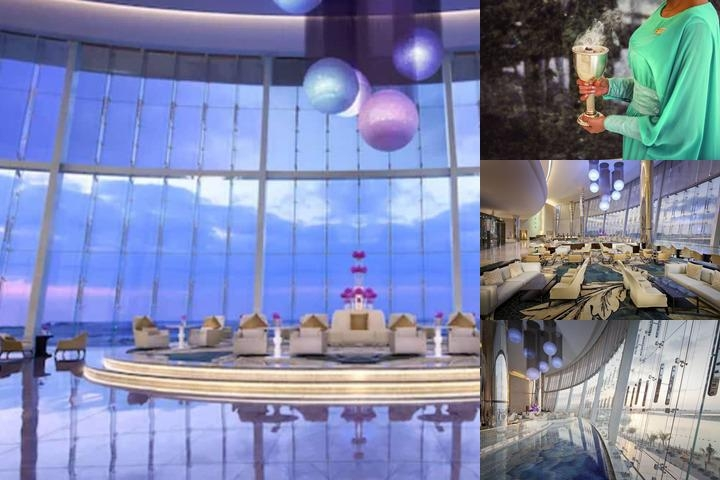 Jumeirah at Etihad Towers photo collage