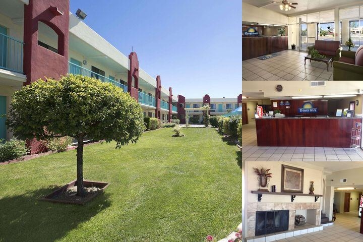Days Inn Santa Fe New Mexico photo collage