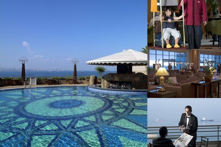 Le Royal Hotels & Resorts – Beirut photo collage