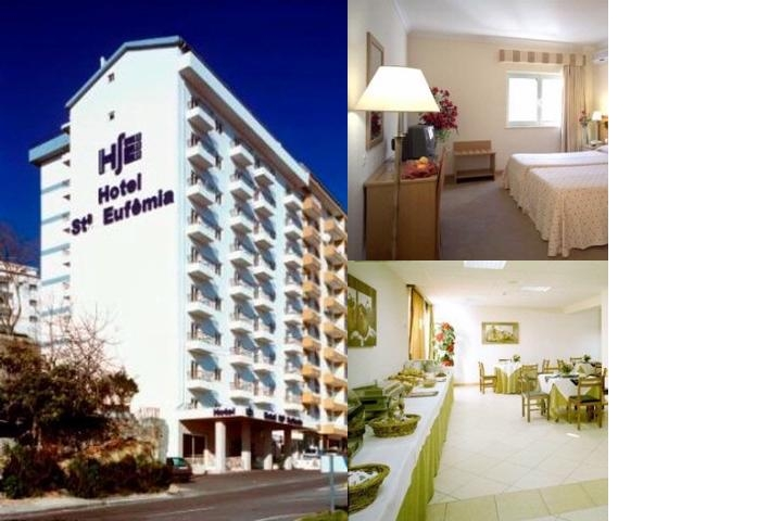 Hotel Residencial Santa Eufemia photo collage