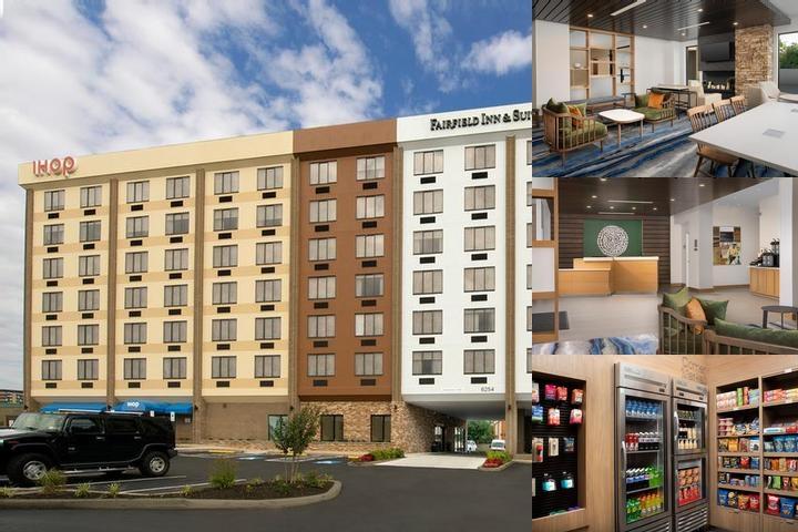 Comfort Inn Alexandria West Landmark Photo Collage