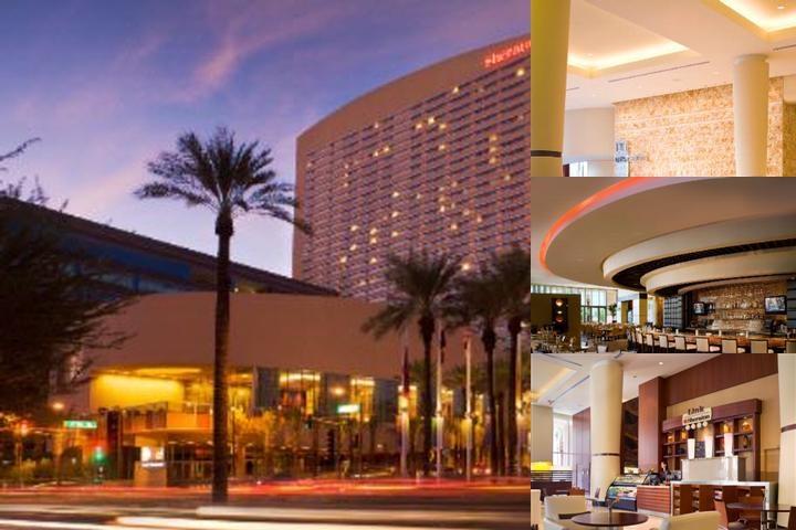 Sheraton Grand Phoenix photo collage