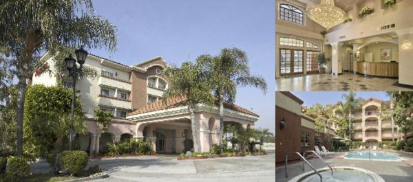 Ramada Suites San Gabriel Valley photo collage