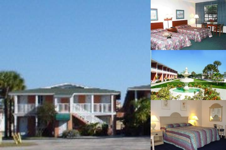 Indian Harbour Beachside Hotel photo collage