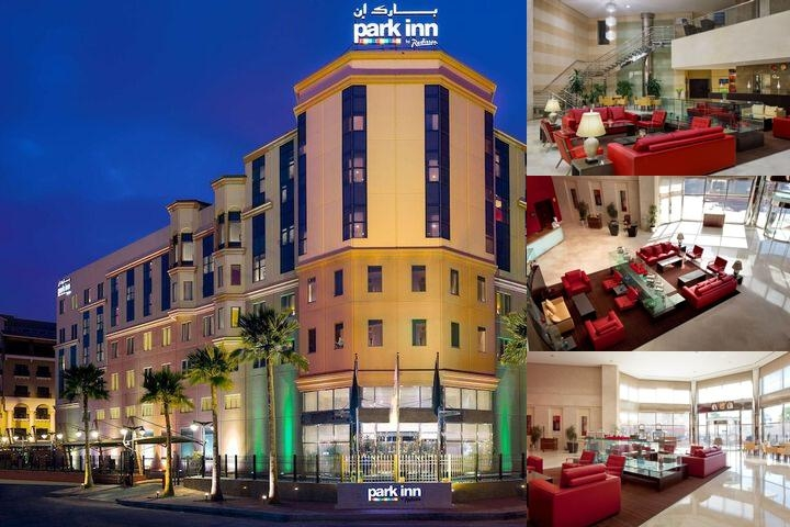 Park Inn by Radisson Al Khobar photo collage