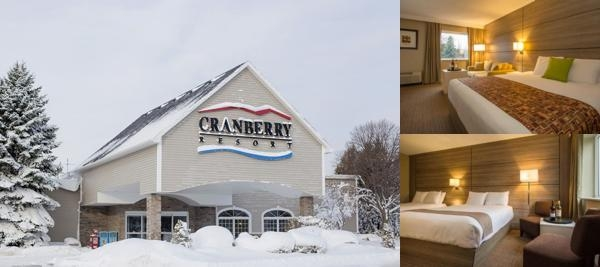 Cranberry Resort photo collage